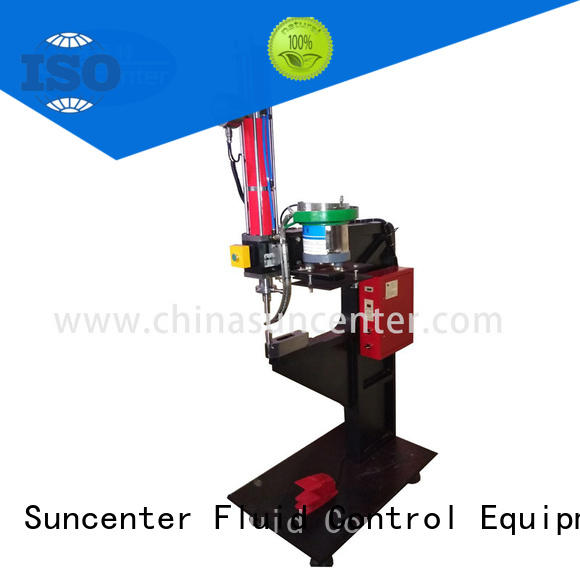 advanced technology riveting machine rivetless bulk production for connection