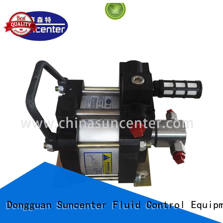 competetive price air driven hydraulic pump manufacturer for machinery
