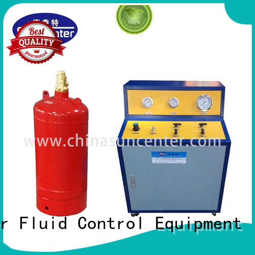 Suncenter cylinder fire extinguisher refill for fire extinguisher