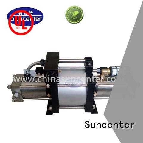 model nitrogen booster pump bar for safety valve calibration Suncenter