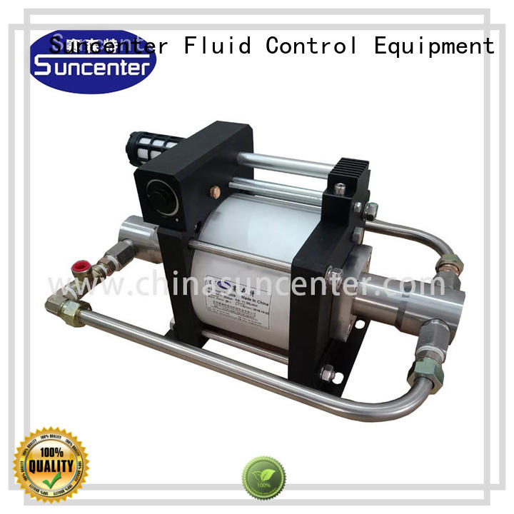 portable liquid nitrogen pump gas speed for natural gas boosts pressure
