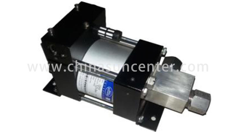 Air Driven Liquid Pump-3