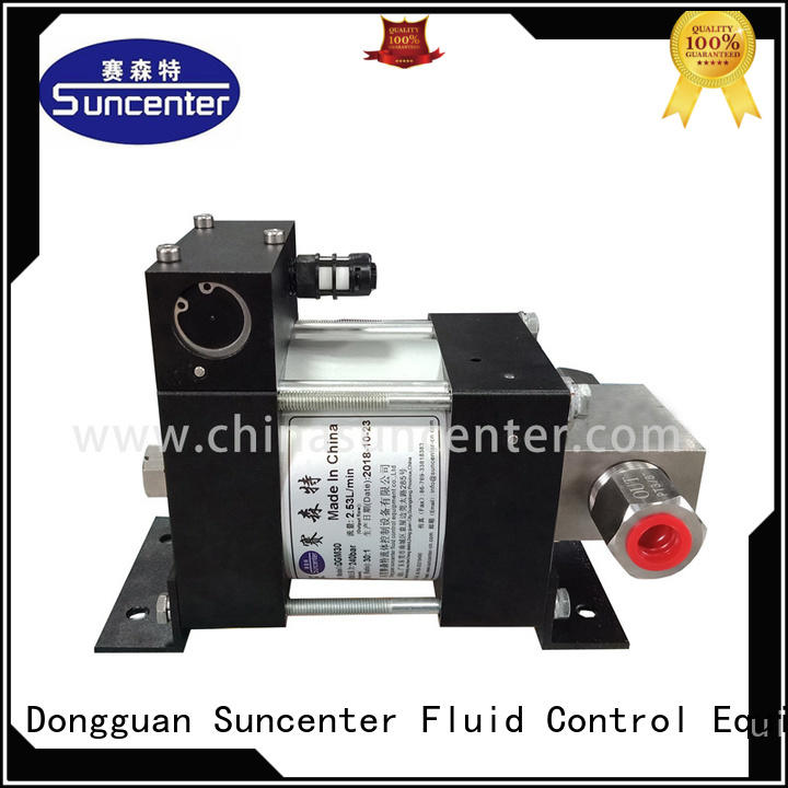 Suncenter widely used air hydraulic pump for wholesale for mining