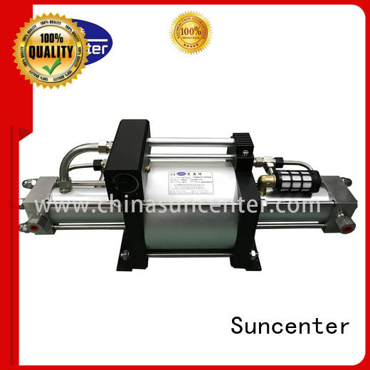 outlet gas booster factory price for pressurization Suncenter