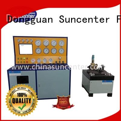 Suncenter new-arrival gas pressure tester safety for industry