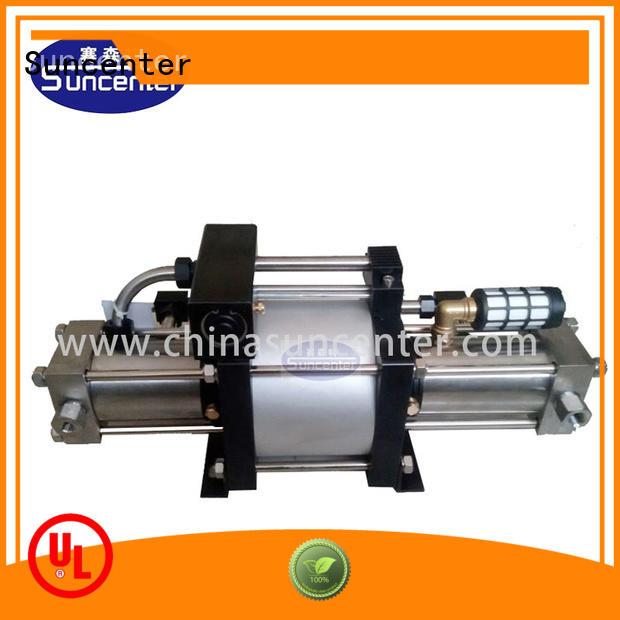 pump booster booster for pressurization Suncenter