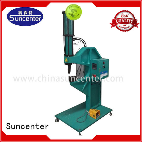 Suncenter convenient riveting machine factory price for welding