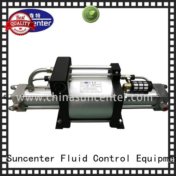 DGT series oxygen gas booster pump