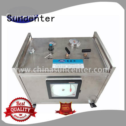 Suncenter high-quality hydro test pump supplier forshipbuilding