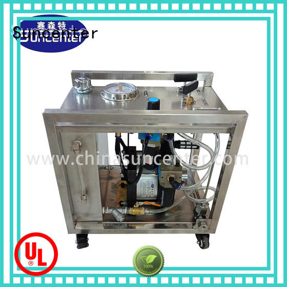 Hydraulic Pressure Test Pump DLS series