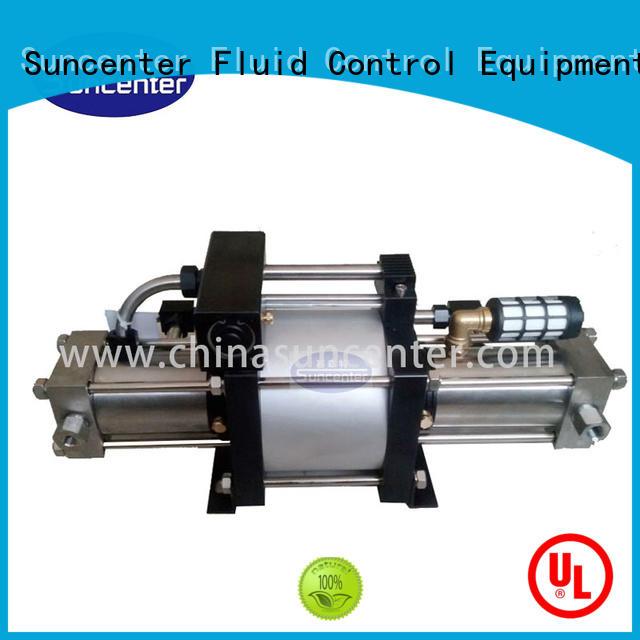 Suncenter series nitrogen pumps at discount for natural gas boosts pressure