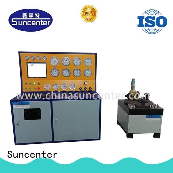 Suncenter waterproof gas pressure test for industry