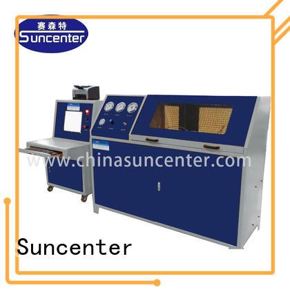 Suncenter Brand leakage impulse air pressure testing equipment