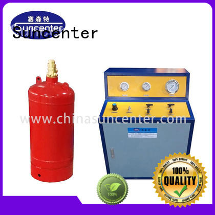 Suncenter highest fire extinguisher refill factory price for fire extinguisher