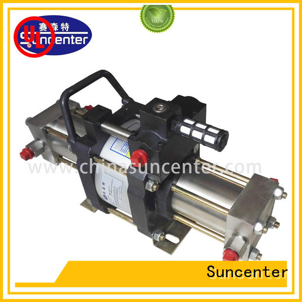 Suncenter booster lpg pump at discount for safety valve calibration
