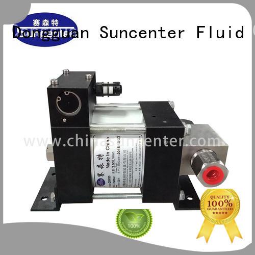 pneumatic hydraulic pump high pressure hydraulic for metallurgy Suncenter