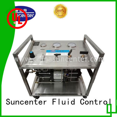 Suncenter gas nitrogen pumps factory price for pressurization