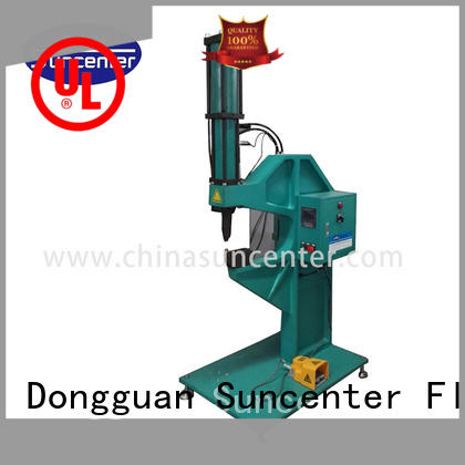 low cost riveting machine bolt overseas marketing for welding