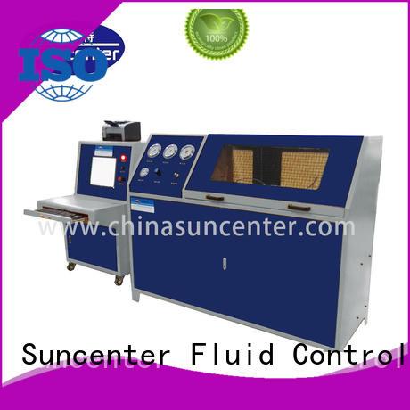 Suncenter high-reputation hydrotest pressure sensing for flat pressure strength test