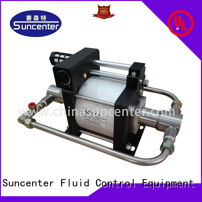 Suncenter high quality co2 pump temperature for natural gas boosts pressure