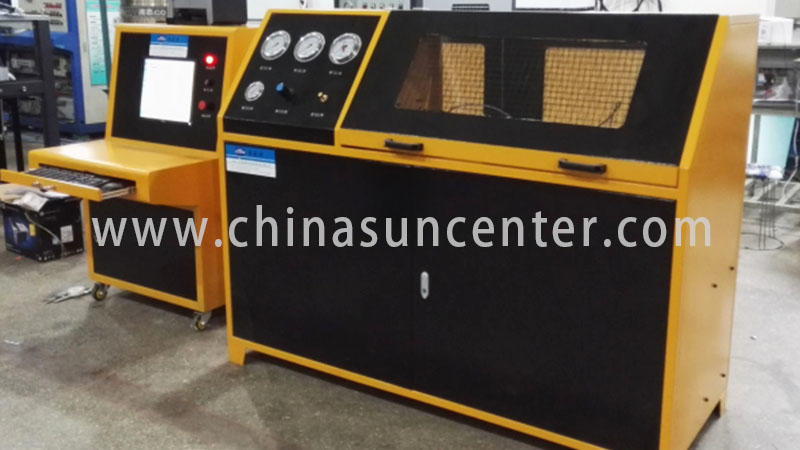 Suncenter long life hydraulic pressure tester brake for pressure test-2
