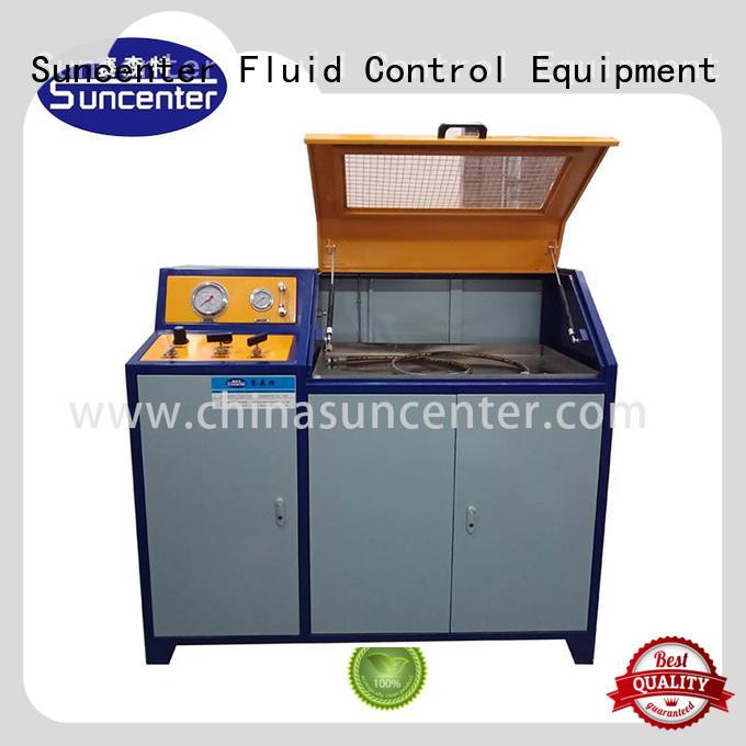Suncenter high-reputation hydraulic compression testing machine hosepipes for pressure test