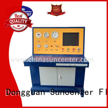 Suncenter advanced technology cylinder test hydrostatic for metallurgy