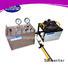 air compressor safety valve testing test bench Suncenter Brand high pressure test pump