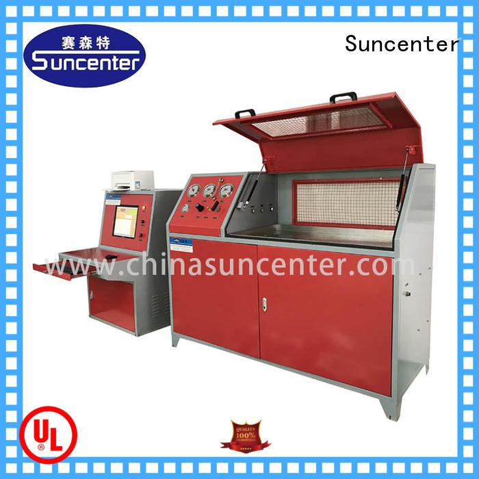 control pressure test kit for pressure test Suncenter