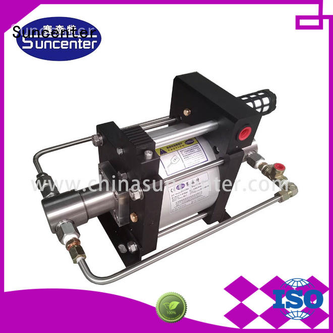 Suncenter air operated hydraulic pump pneumatic for metallurgy