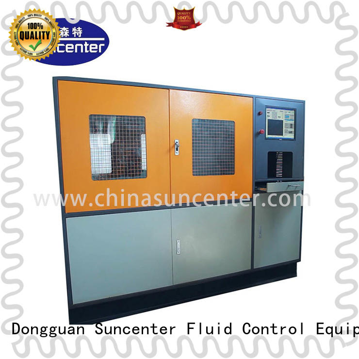 Suncenter test hydraulic pressure tester for pressure test