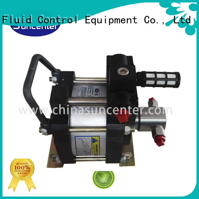 Suncenter widely used air operated hydraulic pump pump forshipbuilding