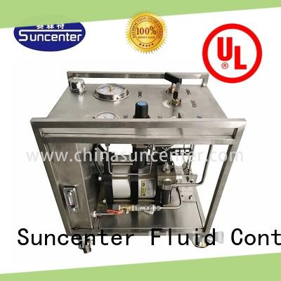 Chemical injection pump for oil field