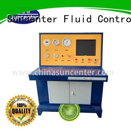 Suncenter test cylinder test producer for petrochemical