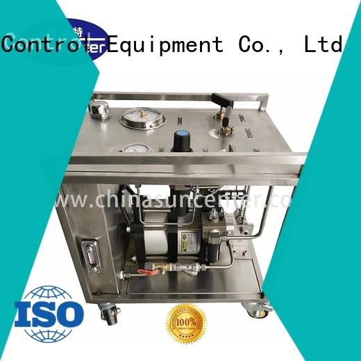 Suncenter long life chemical injection pump manufacturers field for medical