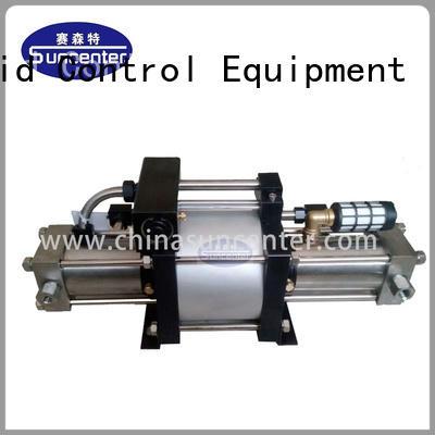 Suncenter Brand dgt pump haskel gas booster pump