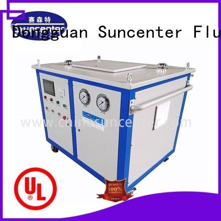 tube tube expanding machine hydraulic for automobile tubing Suncenter
