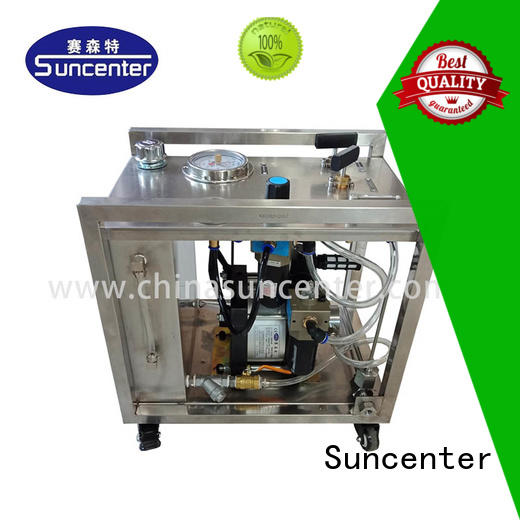 competetive price hydrostatic test pump recorder producer for petrochemical