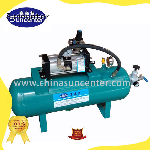 competetive price air booster pump bar overseas market for pressurization
