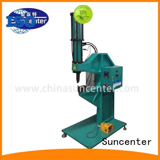 Suncenter power orbital riveting machine bulk production for connection