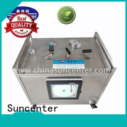 Suncenter high-quality high pressure hydraulic pump test for mining