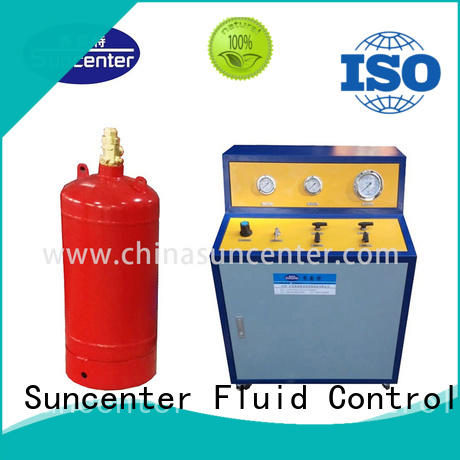 Suncenter filling fire extinguisher refill type for fire extinguisher