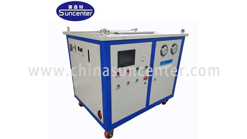 Suncenter-Copper Tube Expander Tube Expanding Equipment Supplier