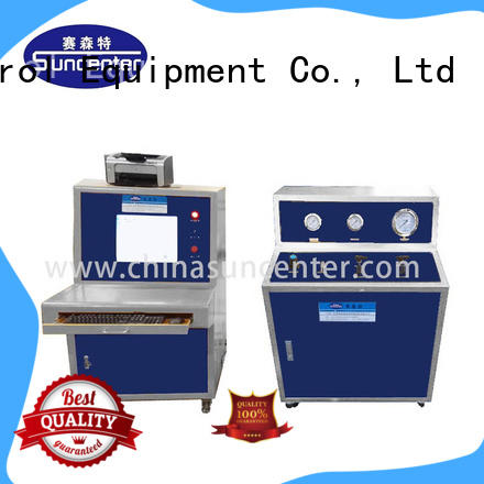 Suncenter high-reputation pressure test kit in China for pressure test