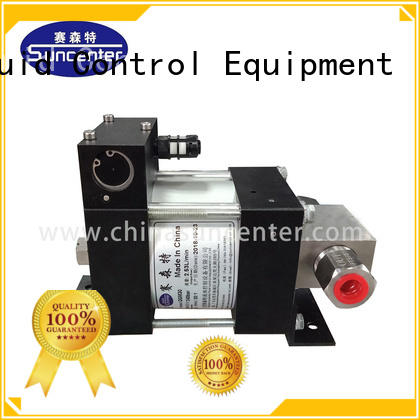 Suncenter air over hydraulic pump for wholesale for petrochemical