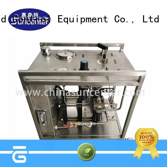 Suncenter long life chemical injection pump temperature for medical
