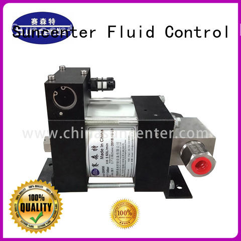 Suncenter liquid air over hydraulic pump marketing for petrochemical