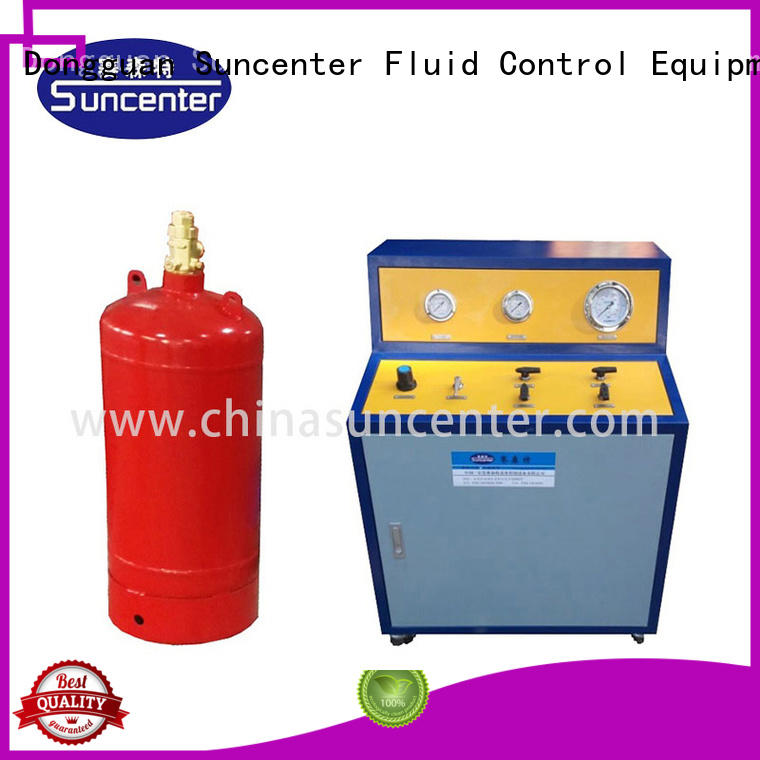 Suncenter automatic fire extinguisher refill in china for fire extinguisher