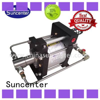 Suncenter pneumatic air driven hydraulic pump marketing for machinery