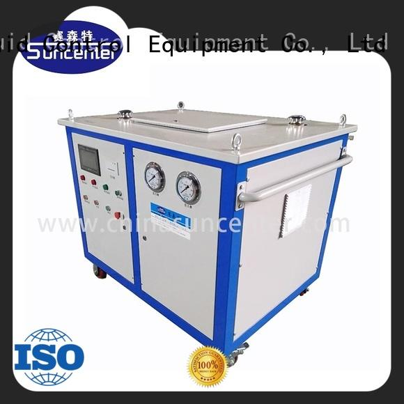 advanced technology hydraulic tube expander expanding marketing for air conditioning pipe